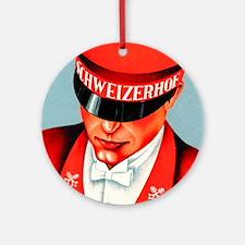 Zurich Switzerland Keepsake (Round)