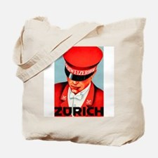 Zurich Switzerland Tote Bag