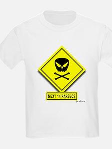Space Pirate Kids T-Shirt