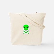 Space Pirate Tote Bag