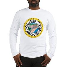 Rio de Janeiro Brazil (Front) Long Sleeve T-Shirt