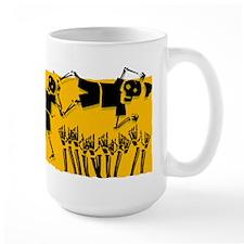 Halloween Band/Mosh Pit Wrap Mug