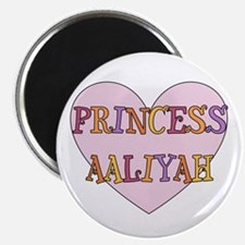 Princess Aaliyah Magnet