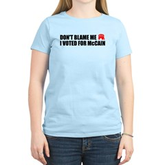 DON'T BLAME ME I VOTED FOR MC T-Shirt