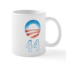 Barack Obama 44 Mug
