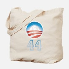 Barack Obama 44 Tote Bag