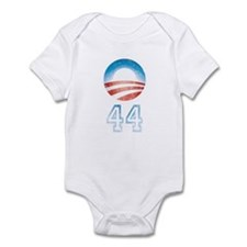 Barack Obama 44 Infant Bodysuit