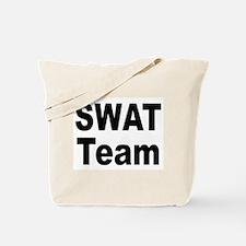 SWAT Team Tote Bag