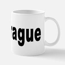 I Love Prague Mug