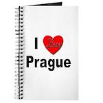 I Love Prague Journal