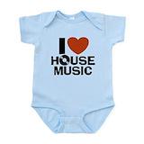 House music Bodysuits