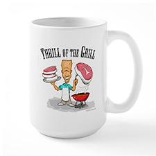 Thrill of the Grill Mug