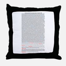 Unique Martin luther king day Throw Pillow