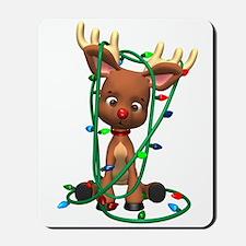 Rudolf - Oh, Deer! Mousepad