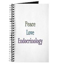 Endocrinologist Gift Journal