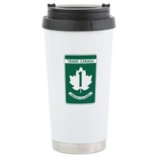 Trans-Canada Highway, British Columbia Travel Mug