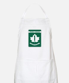 Trans-Canada Highway, British Columbia BBQ Apron