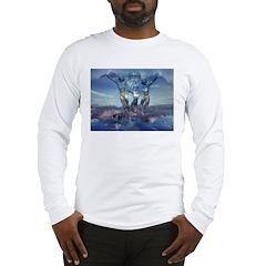 The Three Graces: Long Sleeve T-Shirt