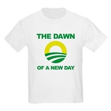 The Dawn of a New Day Obama T-Shirt