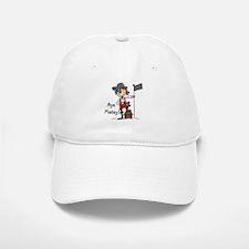 Aye Matey Pirate Baseball Baseball Cap