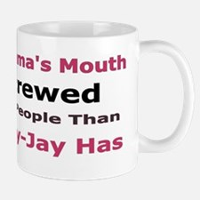 Cute Obama election bumper Mug