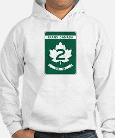 Trans-Canada Highway, New Brunswick Hoodie