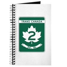 Trans-Canada Highway, New Brunswick Journal