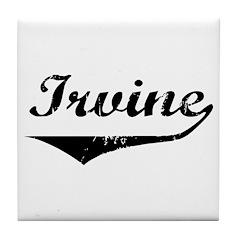 Irvine Tile Coaster