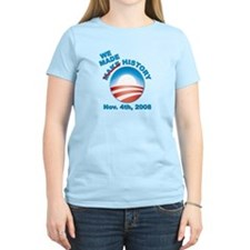 President Obama - We Made History T-Shirt