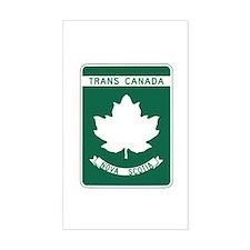 Trans-Canada Highway, Nova Scotia Decal