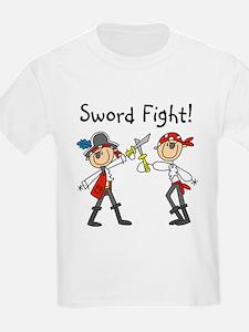Pirate Sword Fight T-Shirt