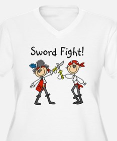 Pirate Sword Fight T-Shirt