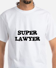 SUPER LAWYER Shirt