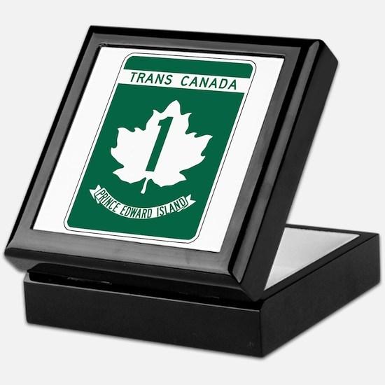 Trans-Canada Highway, Prince Edward Island Keepsak