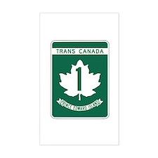 Trans-Canada Highway, Prince Edward Island Decal