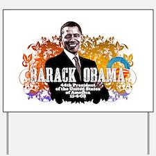 President Obama! Yard Sign