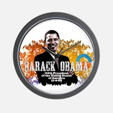 President Obama! Wall Clock