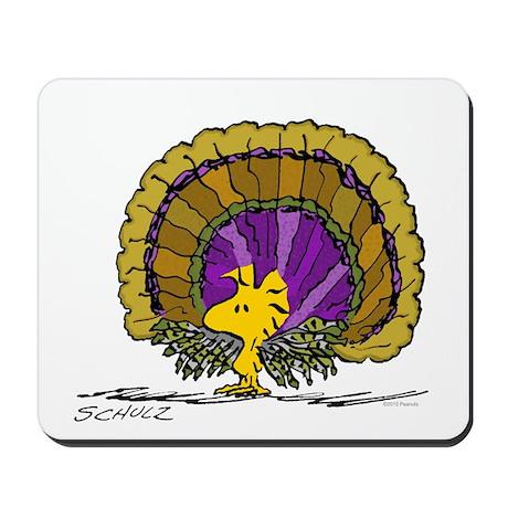 Woodstock Turkey Mousepad