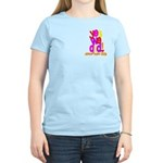 Yes We Did Obama 2008 Women's Light T-Shirt