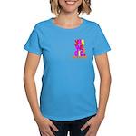 Yes We Did Obama 2008 Women's Dark T-Shirt
