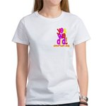 Yes We Did Obama 2008 Women's T-Shirt