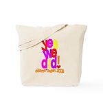 Yes We Did Obama 2008 Tote Bag