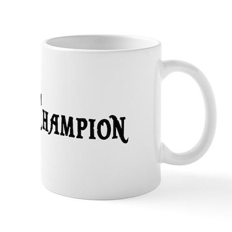 Sprite Champion Mug