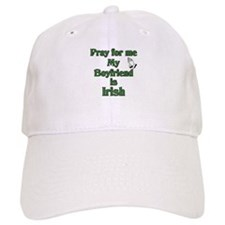 Pray for me My Boyfriend is I Baseball Cap