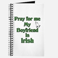 Pray for me My Boyfriend is I Journal