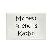 Cool Katlyn Rectangle Magnet