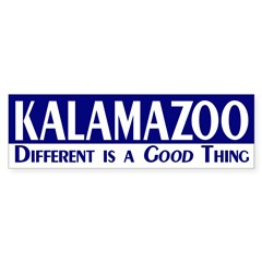 Kalamazoo: Different is a Good Thing!