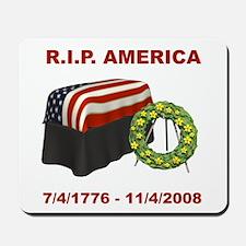 RIP America Mousepad