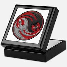 Dragon Yin Yang Keepsake Box
