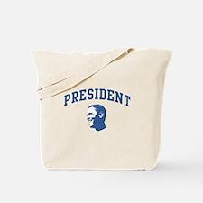 President Barack Obama (face) Tote Bag